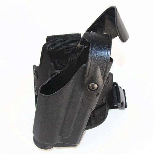 Drop-Rechtes Bein Oberschenkelholster für Glock 17 18 19 21 22 23 26
