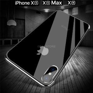 COVER-per-Apple-Iphone-XS-Max-XR-CUSTODIA-TPU-SILICONE-ELECTROPLATING-SLIM