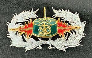 Thai Army Mine Warfare Badge Pin Thailand Army Badge PIN Thailand Military