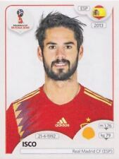 Spanien Sticker 144 Koke Panini WM 2018 World Cup Russia