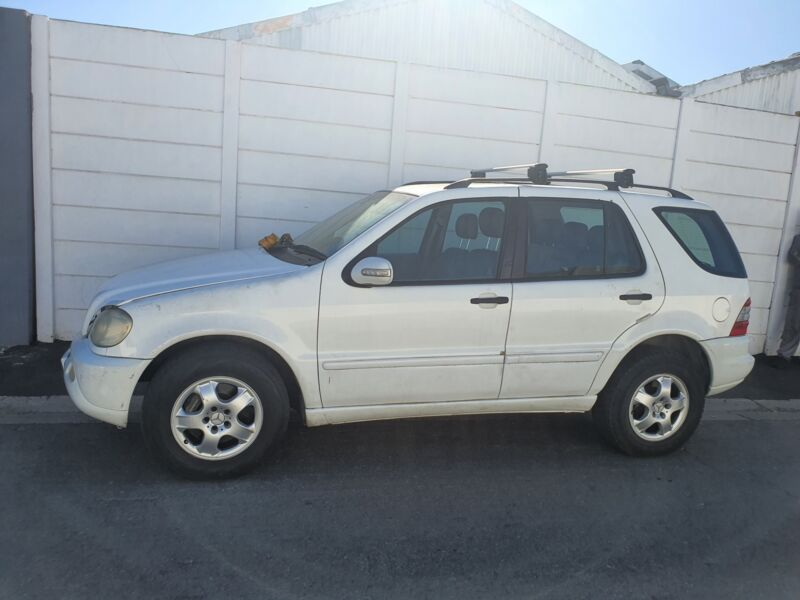 Breaking Up for Spares .Mercedes-Benz ML 270 CDI