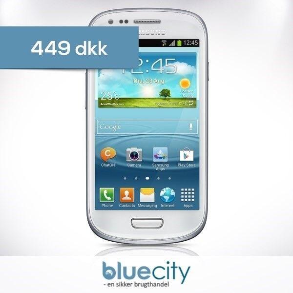 Samsung Samsung Galaxy S III Mini Hvid 8 GB Hvid, Samsung