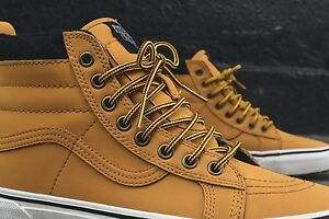 c8f19b0321 new mens 3.5 womens 5 vans sk8 hi MTE honey leather(mountain edition ...