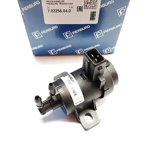 turbo pressure solenoid valve for renault espace laguna 1 9 dci 1 9 dti 2 2 dci ebay. Black Bedroom Furniture Sets. Home Design Ideas