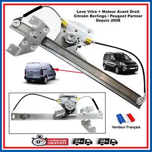 Pour Citroen c5 Peugeot parner Tepee Lève Vitre Kit De Réparation Arrière Gauche 2008
