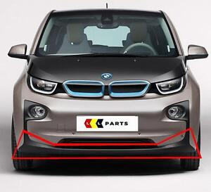 Nuevo-Original-BMW-I3-I01-serie-cubierta-de-recorte-inferior-parachoques-delantero-7296817