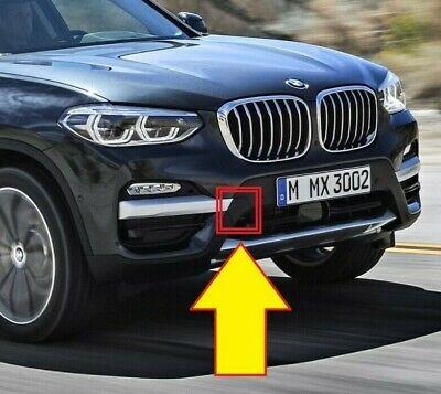 Nuovo Originale BMW X3 Serie E83 Paraurti Anteriore Gancio di Traino Cover