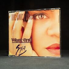 West End Featuring Sybil - The Love I Lost - music cd EP