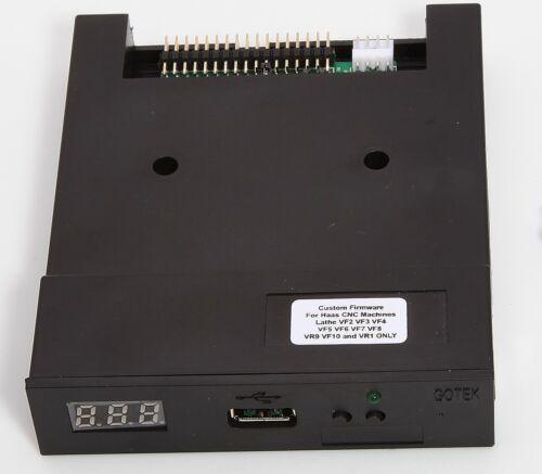 Floppy To USB Converter Kit For HAAS CNC Machines Lathe VF6 VF7 VF8 VR9 VF10 VR1