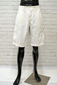 Bermuda-NAPAPIJRI-Uomo-Taglia-36-Pantaloncino-Pantalone-Corto-Shorts-Jeans-Man