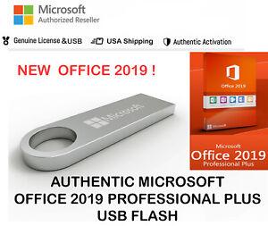 New-Authentic-Microsoft-Office-2019-Professional-Plus-32-64-Bit-SEALED-USB-BOX