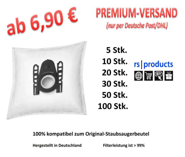 Staubbeutel Premium Microvlies Staubsaugerbeutel Siemens VS 06 G … syncropower