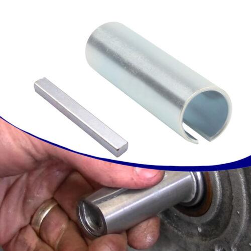 "7//8/"" to 1/"" inch New Key Gas Engine Pulley Crank Shaft Sleeve Adapter Predator"