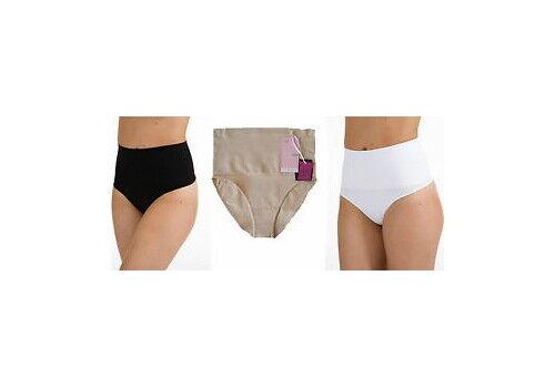 Nude or White M XL Bodyfit Classic BF5111 Tummy Control Brief Black