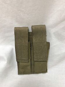 Eagle-Industries-Belt-Khaki-Double-Pistol-Magazine-LE-Duty-SEALs