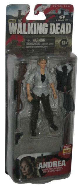 The Walking Dead TV Series 4 Andrea (2013) McFarlane Toys Action Figure