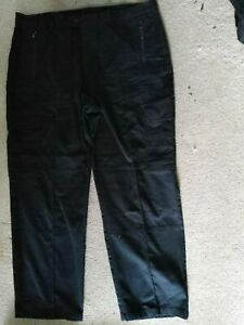 Ex-Police-Combat-Cargo-Trousers-Size-38-5inch-waist-78cm-inside-leg-light-used