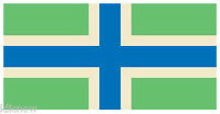 GLOUCESTERSHIRE COUNTY FLAG 5FT X 3FT