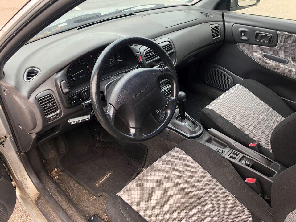 Subaru Impreza, 2,0 GL Wagon aut. AWD, Benzin