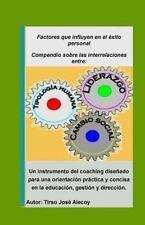 Compendio Sobre las Interrelaciones Entre : Factores Que Influyen en el Exito...