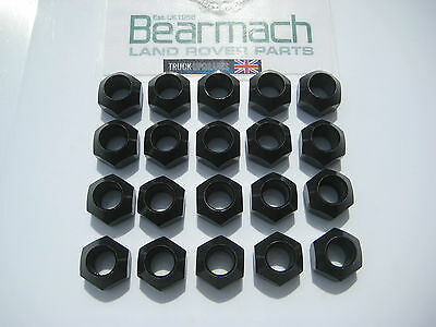 Bearmach BR3068 Land Rover Discovery 1 steel wheel nuts x 20 RRD500010