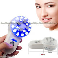 Usa Ship Radio Frequency Microcurrent Bio Electroporation Face Care Photon Light