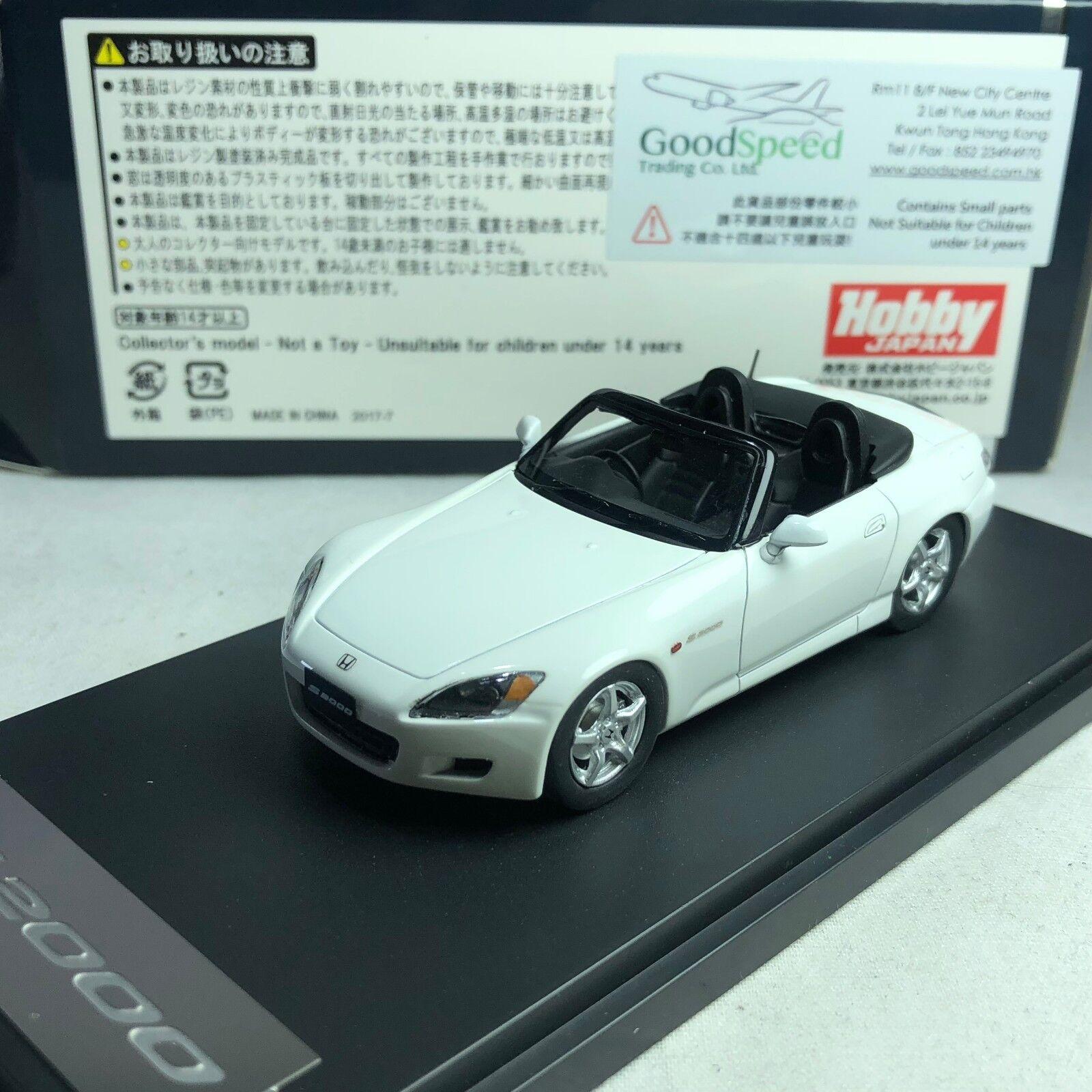 il miglior servizio post-vendita 1 43 Mark43 Honda S2000 AP1 1999 Gre Gre Gre Prix bianca PM4397W  compra meglio
