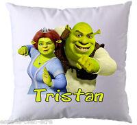 Coussin Shrek Personnalisé Avec Prénom De Votre Choix (v1)