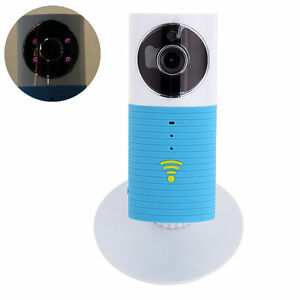 16GB-cleverdog-Wifi-WLAN-HD-IP-Reseau-Video-Camera-de-surveillance