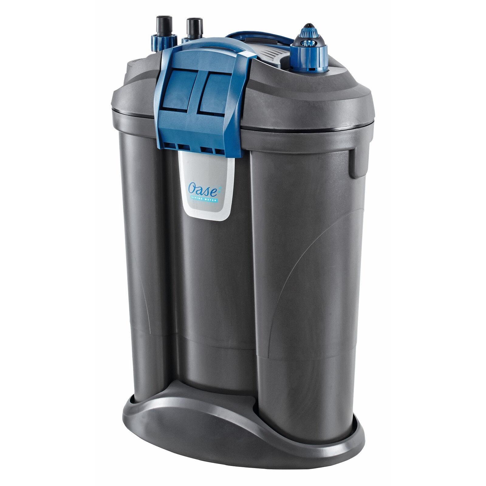 Oase FiltoSmart Thermo 300 Außenfilter mit Heizer für Aquarien bis 300 L Außen