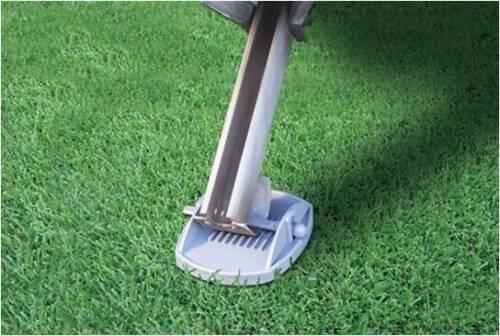 Leisurewize Konekt A Pad Universal Attachable Foot Pads LWACC5 Set of 4