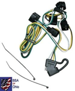 Trailer-Hitch-Wiring-Harness-Dodge-Ram-1500-1995-1996-1997-1998-1999-2000-2001