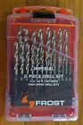 Frost by Sutton 21 Piece Imperial High Speed Steel Drill Bit Set
