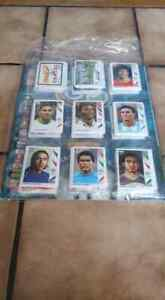 Panini-empty-album-World-cup-2006-set-complet-596-stickers
