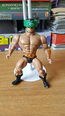 1981 Mattel MOTU Tri Klops Action Figure He-Man Masters of the Universe TriClops