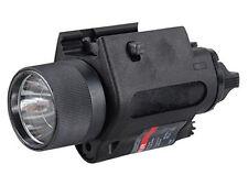 DLP Tactical 350 Lumen LED Weapon Light + Laser
