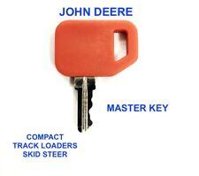 John Deere 209428 Master Plant Key Excavator Digger Track Loaders Skid Steer