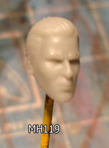 "MH119 Custom Cast head use w//3.75/"" Star Wars GI Joe Acid Rain action figures"