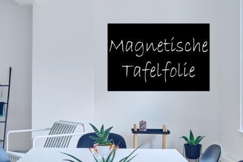 81,95 € // qm Magnetische Tafelfolie für echte Kreide 100x100 cm