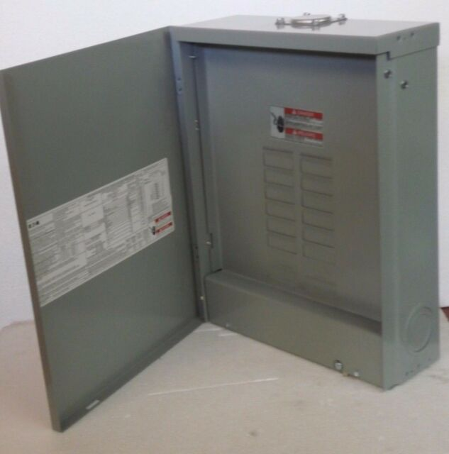 eaton br1224n125r convertible 125a loadcenter 12 spaces 120 240veaton br1224n125r convertible 125a loadcenter 12 spaces 120 240v raintight cover