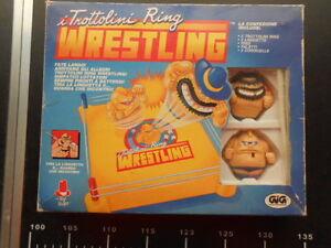 Wresling-i-Trottolini-Ring-Gig-Toy-Boys-WWE-WWF-Action-Figure
