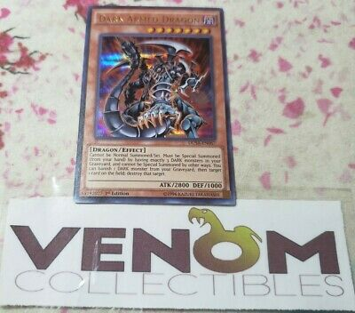 Dark Armed Dragon Ultra Rare 1st Edition DUSA-EN067 NM Yugioh