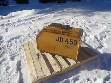 John Deere 450 Crawler Dozer Battery Box