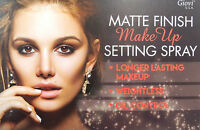 Giovi Matte Finish Face Makeup Setting Spray Long-lasting Weightless Oil Control