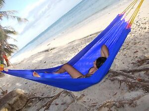 Handmade Hammocks Custom Made to Order by MARGOA. Double Colorful Strong camping