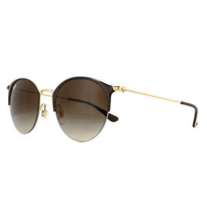 Ray-Ban Gafas de Sol RB3578 900913 Marrón Oro Marrón Degradado   eBay 7b582284d0