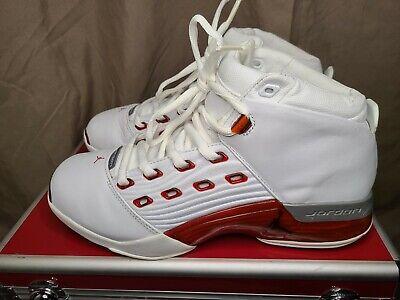 10.5 Nike Air Jordan 17 OG Retro 1 2 3