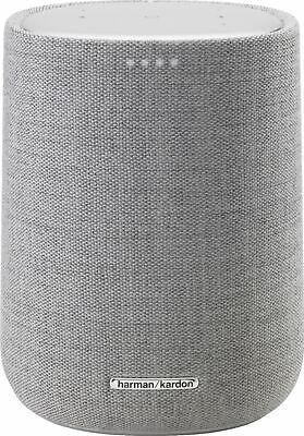 harman/kardon - Smart Speaker - Gray