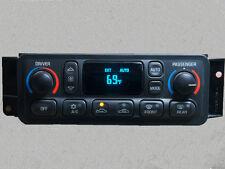 97-04 Chevrolet Corvette Climate Control Heater AC ATC EATC Rebuilt Exchange