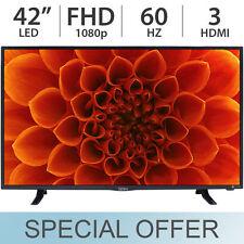 "TAX FREE Seiki 42"" Inch 1080p FULL HD Smart 60Hz LED TV w/ 3 HDMI & USB SE42FYP1"